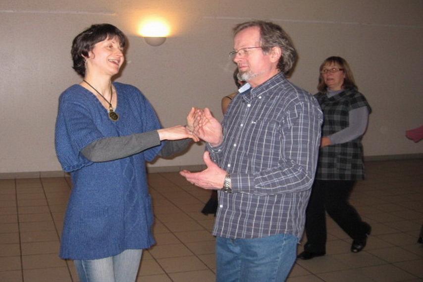 danses en cercle
