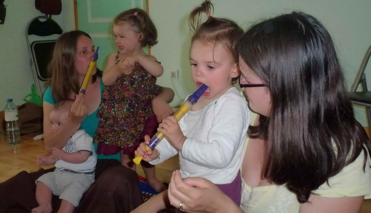 Chant Maman-Bébé