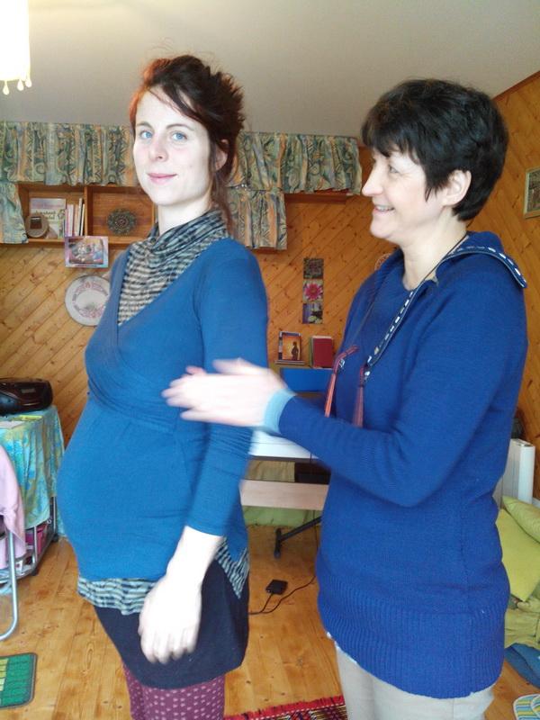 chant prénatal avec Michèle Groseil